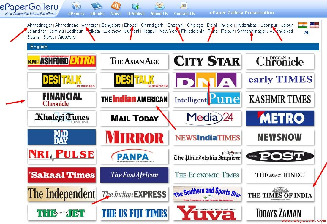 english news paper in india online The hindu is an english-language indian daily newspaper headquartered at chennai, the hindu was published weekly when it was launched in 1878, and started publishing daily in 1889.