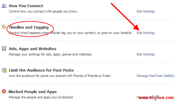 facebook-timeline-tagging-settings
