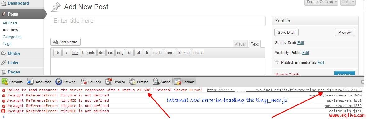 visual-editor-not-working-wordpress1