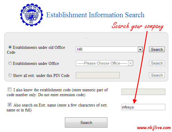 know-organization-info