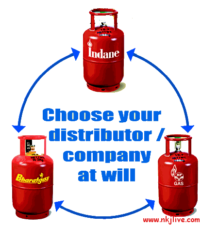 port gas connection india  Port your LPG Gas Connection Hassle Free